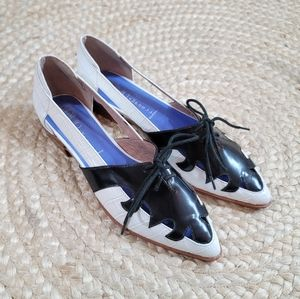 NWOT Jeffrey Campbell 'Cates' Lace-up Oxford